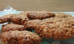 Печенье овсяное с арахисом