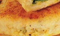 Зразы из рыбы с зеленым горошком