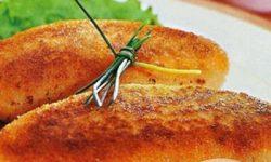 Котлеты из судака и лосося