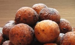 Десерт творожные шарики за 20 минут