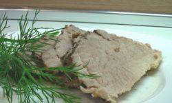 Простой рецепт запеченого мяса