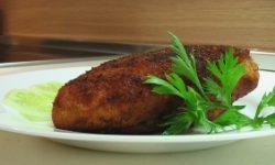 Филе куриное фаршированное
