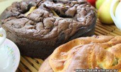 Пироги «Ягодный день» и «Фруктовая ночь»