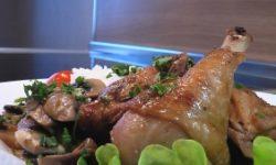 Курица Провансаль