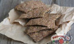 Диетические хлебцы в домашних условиях рецепт