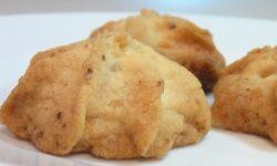Рассыпчатое печенье с орешками за полчаса
