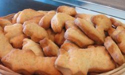 Быстрое постное печенье