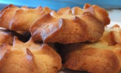 Печенье песочно-сливочное