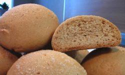 Печенье «Имбирные колобки»