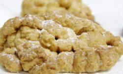 Печенье домашнее «Жгутики»