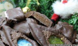 Неаполитанское рождественское печенье