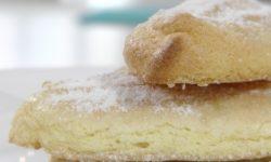 Бисквитное печенье «Дамские пальчики»