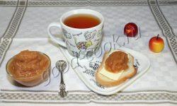 Яблочное повидло, рецепт приготовления