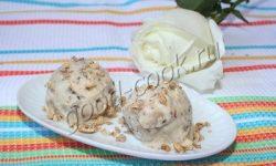 бананово-шоколадное мороженое, рецепт приготовления