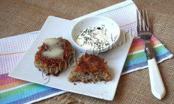 котлеты из гречки и картофеля. Рецепт приготовления