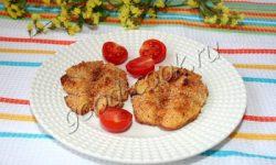 картофель запечённый под хрустящей корочкой. Рецепт приготовления