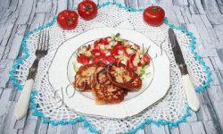 оладьи хлебно-куриные. Рецепт приготовления