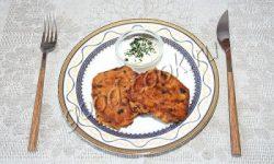 гороховые оладьи с жареным луком. Рецепт приготовления