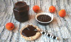 абрикосовый джем с какао, рецепт приготовления