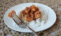 курица из Айовы с кунжутом. Рецепт приготовления