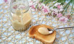 крем-мёд, рецепт приготовления
