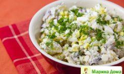 Шведский салат