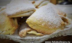 Пирожное «Медуза»